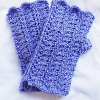 juliet gloves crocheted