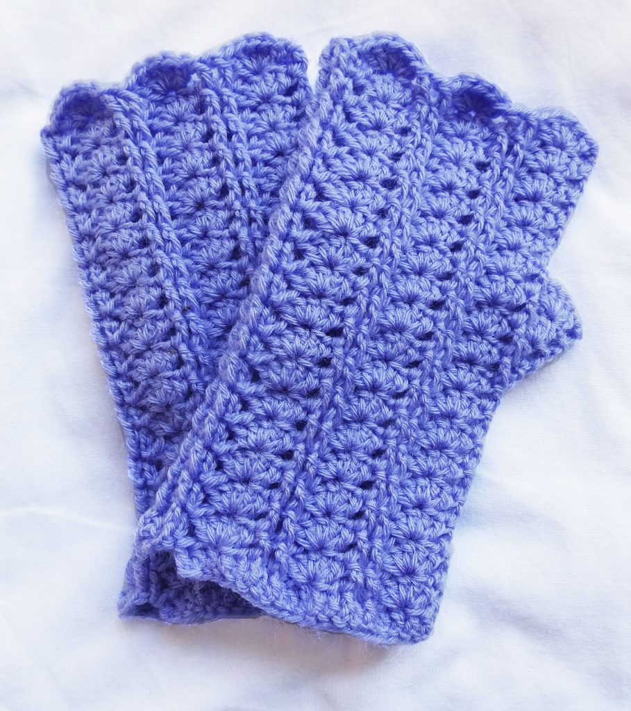 crocheted juliet gloves