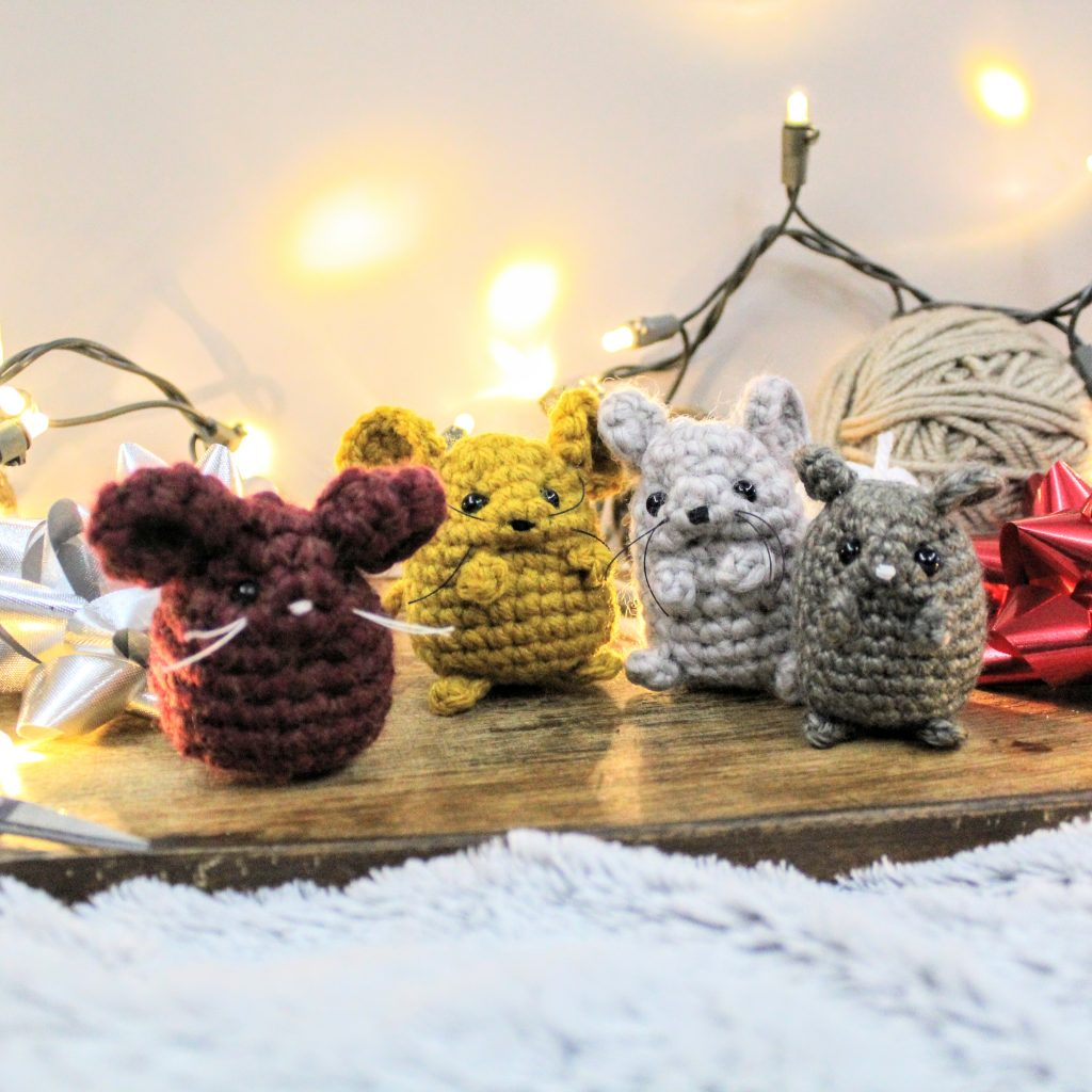 Mabel Bunny & Co.: 15 Loveable Animals to Crochet Using Chunky ... | 1024x1024