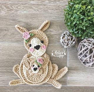 Love To Australia pattern by Jen Mitchell - Nella's Cottage