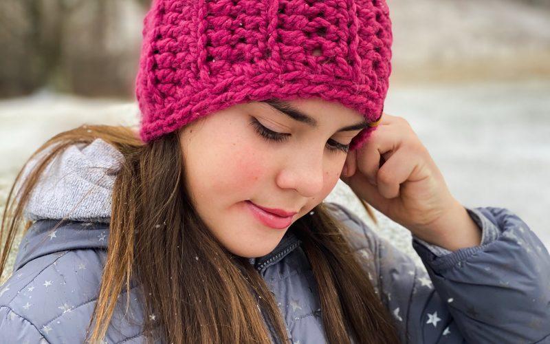 In a Pinch Crochet Beanie