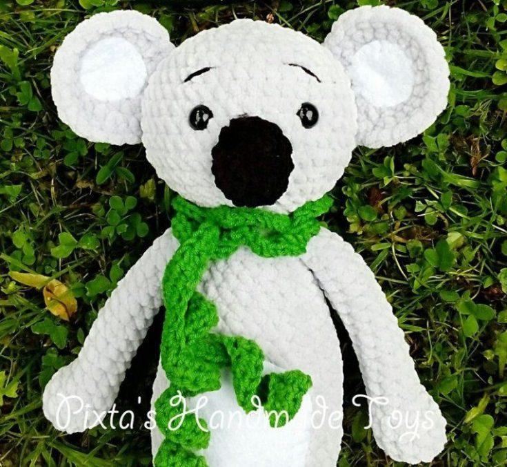 Amigurumi Koala Free Pattern