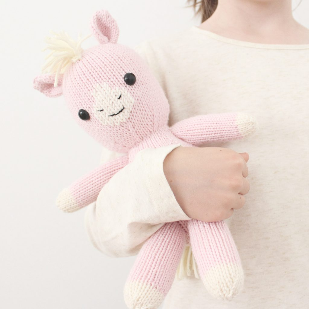 Mini Bunny Amigurumi Loops & Love Crochet | 1024x1024