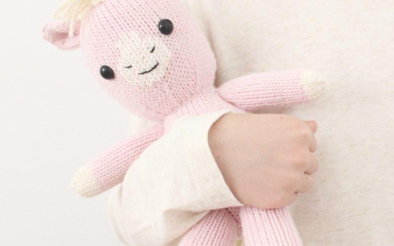 Blossom the Brave – Knit Amigurumi