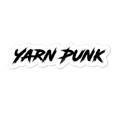 Yarn Punk Bubble-Free Stickers